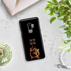 NEON GOLD ETUI NA TELEFON SAMSUNG GALAXY S9 PLUS G965 CZARN NEON ZLC100