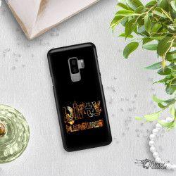 NEON GOLD ETUI NA TELEFON SAMSUNG GALAXY S9 PLUS G965 CZARN NEON ZLC108