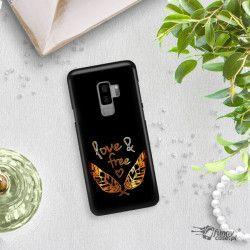 NEON GOLD ETUI NA TELEFON SAMSUNG GALAXY S9 PLUS G965 CZARN NEON ZLC113