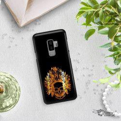 NEON GOLD ETUI NA TELEFON SAMSUNG GALAXY S9 PLUS G965 CZARN NEON ZLC120