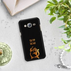 NEON GOLD ETUI NA TELEFON SAMSUNG GALAXY J3 2016 J320 MIENIĄCE SIĘ ZLC100
