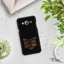 NEON GOLD ETUI NA TELEFON SAMSUNG GALAXY J3 2016 J320 MIENIĄCE SIĘ ZLC101