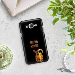 NEON GOLD ETUI NA TELEFON SAMSUNG GALAXY J7 2016 J710 MIENIĄCE SIĘ ZLC106