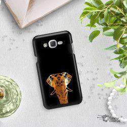 NEON GOLD ETUI NA TELEFON SAMSUNG GALAXY J7 2016 J710 MIENIĄCE SIĘ ZLC117