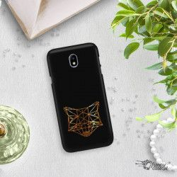 NEON GOLD ETUI NA TELEFON SAMSUNG GALAXY J7 2017 J730 MIENIĄCE SIĘ ZLC101