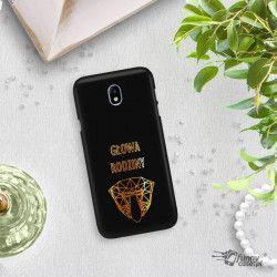 NEON GOLD ETUI NA TELEFON SAMSUNG GALAXY J7 2017 J730 MIENIĄCE SIĘ ZLC107