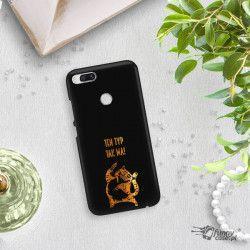 NEON GOLD ETUI NA TELEFON XIAOMI Mi 5X A1 MIENIĄCE SIĘ ZLC100