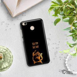 NEON GOLD ETUI NA TELEFON XIAOMI REDMI 4X MIENIĄCE SIĘ ZLC100