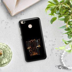 NEON GOLD ETUI NA TELEFON XIAOMI REDMI 4X MIENIĄCE SIĘ ZLC109