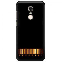 NEON GOLD ETUI NA TELEFON XIAOMI REDMI 5 MIENIĄCE SIĘ ZLC105
