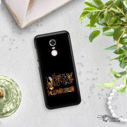 NEON GOLD ETUI NA TELEFON XIAOMI REDMI 5 MIENIĄCE SIĘ ZLC108