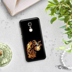 NEON GOLD ETUI NA TELEFON XIAOMI REDMI 5 MIENIĄCE SIĘ ZLC126