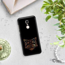 NEON GOLD ETUI NA TELEFON XIAOMI REDMI 5 PLUS MIENIĄCE SIĘ ZLC101