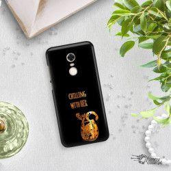 NEON GOLD ETUI NA TELEFON XIAOMI REDMI 5 PLUS MIENIĄCE SIĘ ZLC106