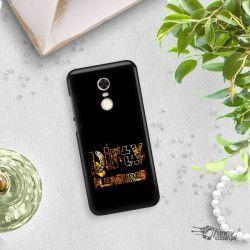 NEON GOLD ETUI NA TELEFON XIAOMI REDMI 5 PLUS MIENIĄCE SIĘ ZLC108