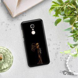 NEON GOLD ETUI NA TELEFON XIAOMI REDMI 5 PLUS MIENIĄCE SIĘ ZLC110