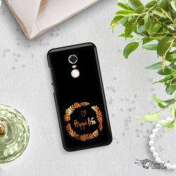 NEON GOLD ETUI NA TELEFON XIAOMI REDMI 5 PLUS MIENIĄCE SIĘ ZLC116