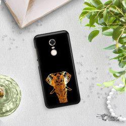 NEON GOLD ETUI NA TELEFON XIAOMI REDMI 5 PLUS MIENIĄCE SIĘ ZLC117
