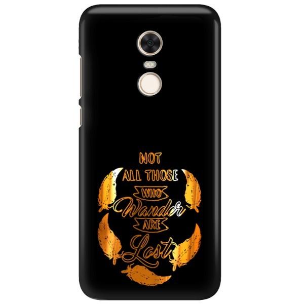NEON GOLD ETUI NA TELEFON XIAOMI REDMI 5 PLUS MIENIĄCE SIĘ ZLC161