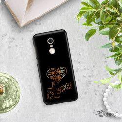 NEON GOLD ETUI NA TELEFON XIAOMI REDMI 5 PLUS MIENIĄCE SIĘ ZLZ163