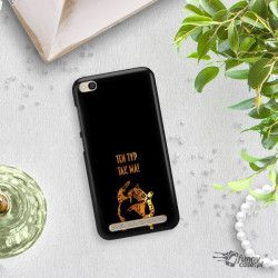 NEON GOLD ETUI NA TELEFON XIAOMI REDMI 5A MIENIĄCE SIĘ ZLC100