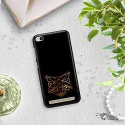 NEON GOLD ETUI NA TELEFON XIAOMI REDMI 5A MIENIĄCE SIĘ ZLC101