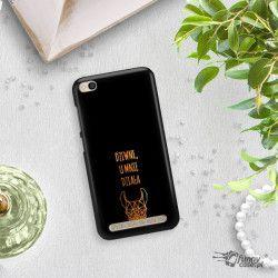 NEON GOLD ETUI NA TELEFON XIAOMI REDMI 5A MIENIĄCE SIĘ ZLC102