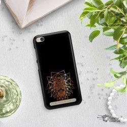 NEON GOLD ETUI NA TELEFON XIAOMI REDMI 5A MIENIĄCE SIĘ ZLC103