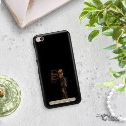 NEON GOLD ETUI NA TELEFON XIAOMI REDMI 5A MIENIĄCE SIĘ ZLC110