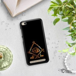 NEON GOLD ETUI NA TELEFON XIAOMI REDMI 5A MIENIĄCE SIĘ ZLC115