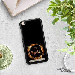 NEON GOLD ETUI NA TELEFON XIAOMI REDMI 5A MIENIĄCE SIĘ ZLC116