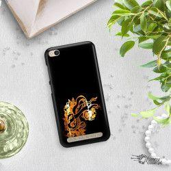 NEON GOLD ETUI NA TELEFON XIAOMI REDMI 5A MIENIĄCE SIĘ ZLC126