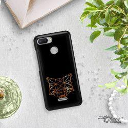 NEON GOLD ETUI NA TELEFON XIAOMI REDMI 6 MIENIĄCE SIĘ ZLC101