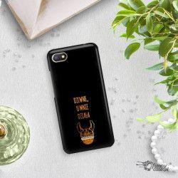 NEON GOLD ETUI NA TELEFON XIAOMI REDMI 6A MIENIĄCE SIĘ ZLC102
