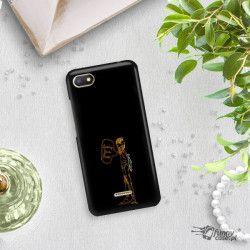 NEON GOLD ETUI NA TELEFON XIAOMI REDMI 6A MIENIĄCE SIĘ ZLC110