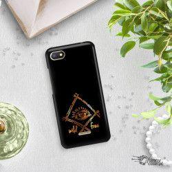 NEON GOLD ETUI NA TELEFON XIAOMI REDMI 6A MIENIĄCE SIĘ ZLC115
