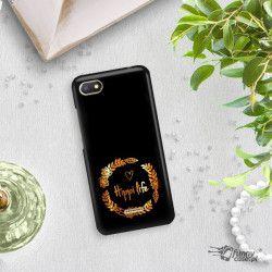 NEON GOLD ETUI NA TELEFON XIAOMI REDMI 6A MIENIĄCE SIĘ ZLC116
