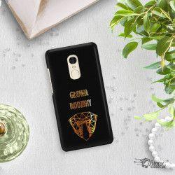 NEON GOLD ETUI NA TELEFON XIAOMI REDMI NOTE 4X MIENIĄCE SIĘ ZLC107