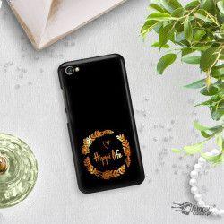 NEON GOLD ETUI NA TELEFON XIAOMI REDMI NOTE 5A MIENIĄCE SIĘ ZLC116