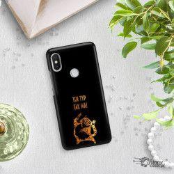 NEON GOLD ETUI NA TELEFON XIAOMI REDMI S2 MIENIĄCE SIĘ ZLZ100
