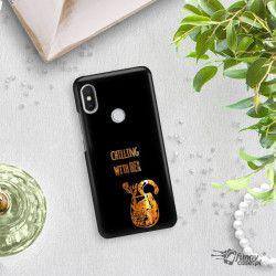 NEON GOLD ETUI NA TELEFON XIAOMI REDMI S2 MIENIĄCE SIĘ ZLC106