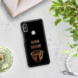 NEON GOLD ETUI NA TELEFON XIAOMI REDMI S2 MIENIĄCE SIĘ ZLZ107