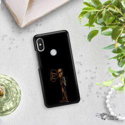 NEON GOLD ETUI NA TELEFON XIAOMI REDMI S2 MIENIĄCE SIĘ ZLZ110