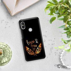 NEON GOLD ETUI NA TELEFON XIAOMI REDMI S2 MIENIĄCE SIĘ ZLZ113