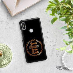 NEON GOLD ETUI NA TELEFON XIAOMI REDMI S2 MIENIĄCE SIĘ ZLZ114