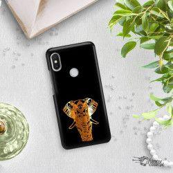 NEON GOLD ETUI NA TELEFON XIAOMI REDMI S2 MIENIĄCE SIĘ ZLC117