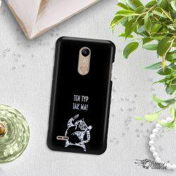 NEON SILVER ETUI NA TELEFON LG K10 2018 MIENIĄCE SIĘ ZLZ100