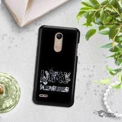 NEON SILVER ETUI NA TELEFON LG K10 2018 MIENIĄCE SIĘ ZLZ108