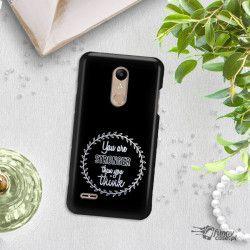 NEON SILVER ETUI NA TELEFON LG K10 2018 MIENIĄCE SIĘ ZLZ114