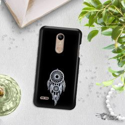 NEON SILVER ETUI NA TELEFON LG K10 2018 MIENIĄCE SIĘ ZLZ119